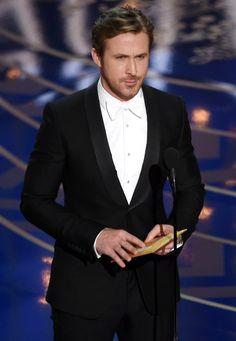 Ryan Gosling - Oscars 2016