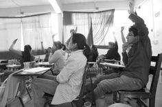 Votando por los lineamientos y reglas que van a regir a la cooperativa. #Emprendedores #OaxacaEmprende