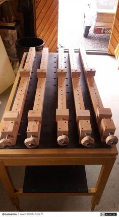 Assemblage panneaux bois