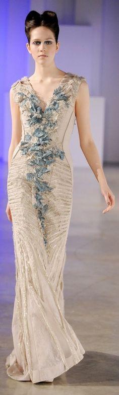 Elia Martell - Basil Soda Haute Couture S/S 2012