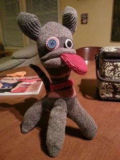 sock creatures - Google Search