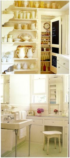 Ideas for my pantry...