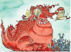 A dragon stirs