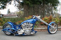 Suicidal Cycles | Custom Built Chopper