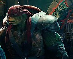 "Raphael says, ""Yeah. We heard that one before."""