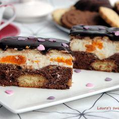 Something Sweet, Kiwi, Tiramisu, Biscuit, Cheesecake, Food And Drink, Sweets, Homemade, Drinks