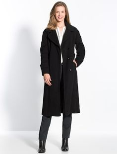ESSENTIAL Tailoring Ladies Long Wool Coat camel The Essential Tailoring Wool-Rich Cashmere-Touch Coat has top-stitching on the tailored collar, front and back seams and raglan sleeves. Made from 70% wool, 20% polyamide and 10% cashmere with 100% po http://www.MightGet.com/january-2017-11/essential-tailoring-ladies-long-wool-coat-camel.asp