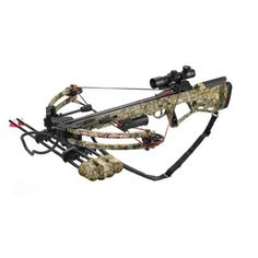 Velocity Archery Defiant Crossbow Package Large Reaper Buck Camo for sale online Hunting Scopes, Crossbow, Archery, Camo, Packaging, Ebay, Products, Bow Arrows, Camouflage
