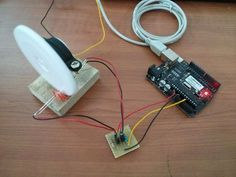Picture of Infrared Tachometer using Arduino