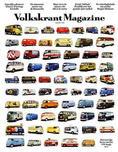 VW bus 65 - One for everyone !