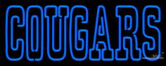 Brigham Young Cougars Wordmark  Pres Logo NCAA Real Neon Glass Tube Neon Sign,Affordable and durable,Made in USA,if you want to get it ,please click the visit button or go to my website,you can get everything neon from us. based in CA USA, free shipping and 1 year warranty , 24/7 service