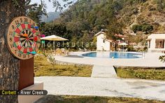 River Creek Resort - Jim Corbett Park Get Best Deals on Hotels Resorts Booking in Jim Corbett National Park, Jim Corbett Hotels, Jim Corbett Resorts, Corbett National Park, Hotels Resorts http://www.hotelsuttarakhand.com/resorts-hotels-corbett-park.htm