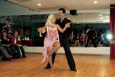 Ballroom Dance Classes
