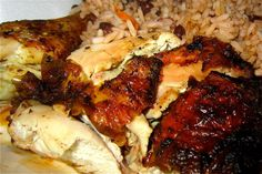 Jerk Chicken can be found throughout the Caribbean, but the best Jerk Chicken recipe we've ever had came from a roadside stand in Jamaica.