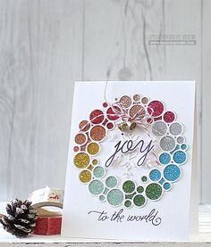 3 Style Different Circle Layer Metal Cutting Dies Stencil for DIY Scrapbooking Album Embossing Paper Cards Crafts Diecuts 2018 Christmas Card Crafts, Handmade Christmas, Holiday Cards, Christmas Cards, Diy Scrapbook, Scrapbook Albums, Paper Cards, Diy Cards, Album Diy