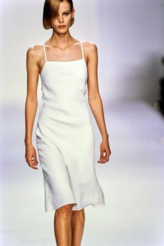 Calvin Klein Collection Spring 1995 Ready-to-Wear Fashion Show Details