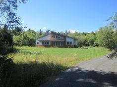Passive Solar Residence Prince Edward Island Canada - contemporary - exterior - nashville - William Johnson Architect