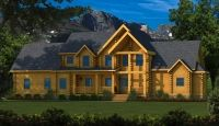 Cabin Plans, Log Cabin Plans, Log Home Plans and Log Cabin Floor Plans that fit into every lifestyle and budget from Southland Log Homes. Find yours today!