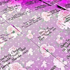 More wedding calligraphy underway!#calligraphy#weddingideas# ...