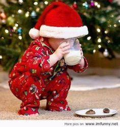 Santa's little helper!