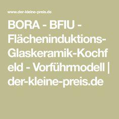 Bora Ckas Classic Kochfeldabzugssystem Vorfuhrmodell Bora