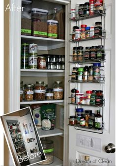 Organizing tips for the kitchen pantry...it's easier than you might think!