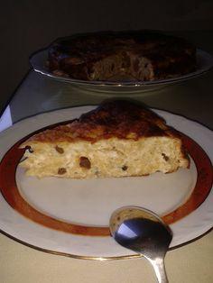 TÚRÓS ZABPELYHES TORTA Sweet Recipes, Cake Recipes, Healthy Recipes, Eat Pray Love, Food Cakes, Creative Cakes, French Toast, Muffin, Food And Drink