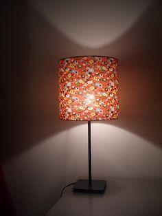 een lampenkapje zelf maken