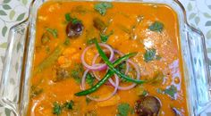 Sindhi Kadhi – Spicy Indian Curry