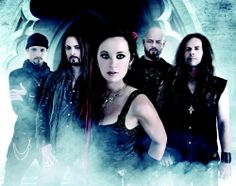 Xandria, pour l'album Neverworld's End