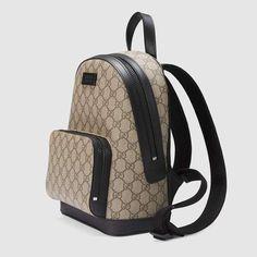 9549c6c8dc62 Gucci GG Supreme small backpack Hobo Purses, Canvas Backpack, Small Backpack,  Backpack Bags