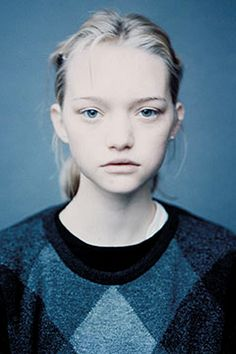 Gemma Ward photographed by Paolo Roversi