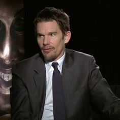 EXCLUSIVE: Ethan Hawke Talks The Purge -- Go behind-the-scenes of this hit thriller about one night out of the year when all crime is legal, now playing everywhere. -- http://wtch.it/W9yA6