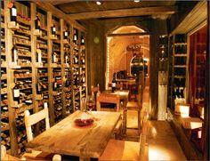 Cave à vin - Wine cellar