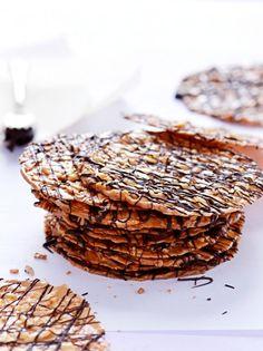 Florentine Cookies + The Cookiepedia Book Giveaway