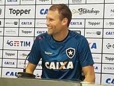 BotafogoDePrimeira: Carli admite Botafogo mais forte na Libertadores: ...