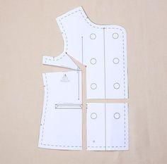 02-24-full-bust adjustment...Collette Patterns method