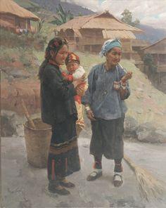 Mian Situ ~ 'Wa Family in Wengding Village'