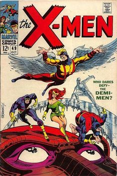 X-Men 49 -  Sterenko