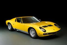 1972 Lamborghini Miura SV Coupe Maintenance/restoration of old/vintage vehicles: the material for new cogs/casters/gears/pads could be cast polyamide which I (Cast polyamide) can produce. My contact: tatjana.alic@windowslive.com