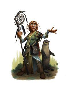 G Druid by BryanSyme.deviantart.com on @DeviantArt