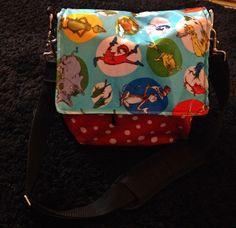 Dr seuss bag handmade by me