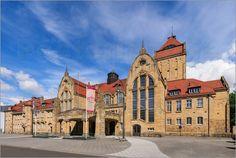 """Bild von Fine Art Images - """"Festhalle Landau Pfalz"""""""