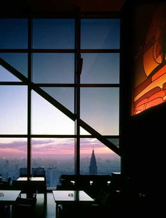 New York Bar at the Park Hyatt, Tokyo, great views, great music (and who didn't love Lost in Translation?)