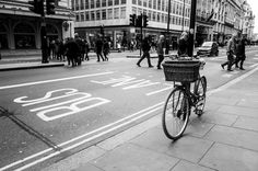 The bike | by rusty_cage Cage, Street Photography, Public, Street View, Europe, Explore, Exploring