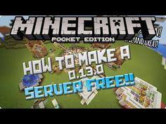 How to make a Minecraft PE Server! (0.13.0) - http://dancedancenow.com/minecraft-lan-server/how-to-make-a-minecraft-pe-server-0-13-0/