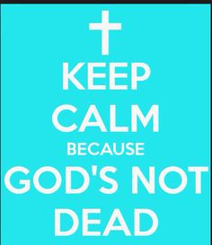 Gods not dead.. Movie is great! Must see ..#bringtissues | lol somebody else said this but yeah... (;