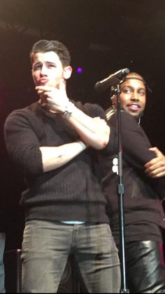 Nick Jonas performing tonight at the Best Buy Theater in New York.