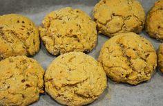 Vihreässä Keittiössä: Tattari-proteiinisämpylät (gluteenittomat) Glutenfree, Bread, Cookies, Desserts, Food, Biscuits, Gluten Free, Deserts, Sin Gluten