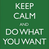 do what you want...yes!!